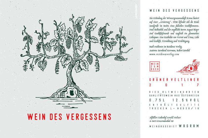 Der Wein des Vergessens: Eschenhof-Winzer Arnold Holzer im Interview
