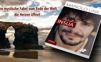 Manolo Link: INSUA - Eine mystische Fabel vom Ende der Welt