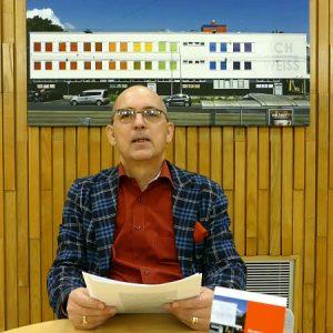Robert Streibel (Direktor an der VHS Hietzing)