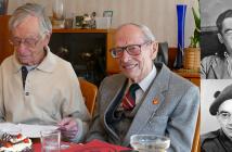 Ernst Fettner und Friedrich Hirl im Gespräch mit Sonja Frank