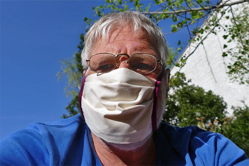 Gesichtsmasken, Mund- unhd Nasenschutz - Corona