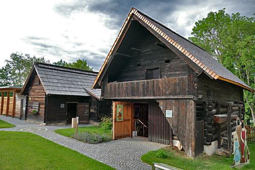 Der Schüttkasten (Museumsdorf Krumbach)