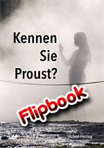 Hubert Herzog: Kennen Sie Proust? (Leseprobe)