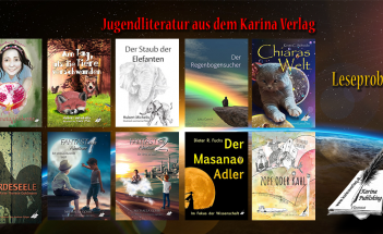 LESEPROBEN: Jugendliteratur aus dem Karina Verlag