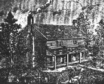 Wohnhaus der Familie Bell