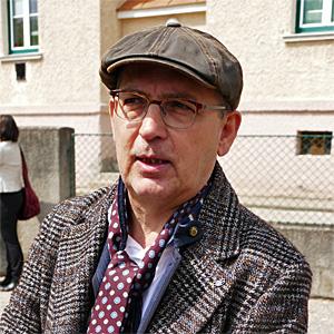Der Historiker Dr. Robert Streibel